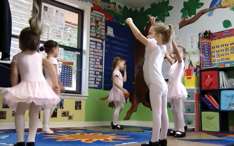 Learn to teach dance classes
