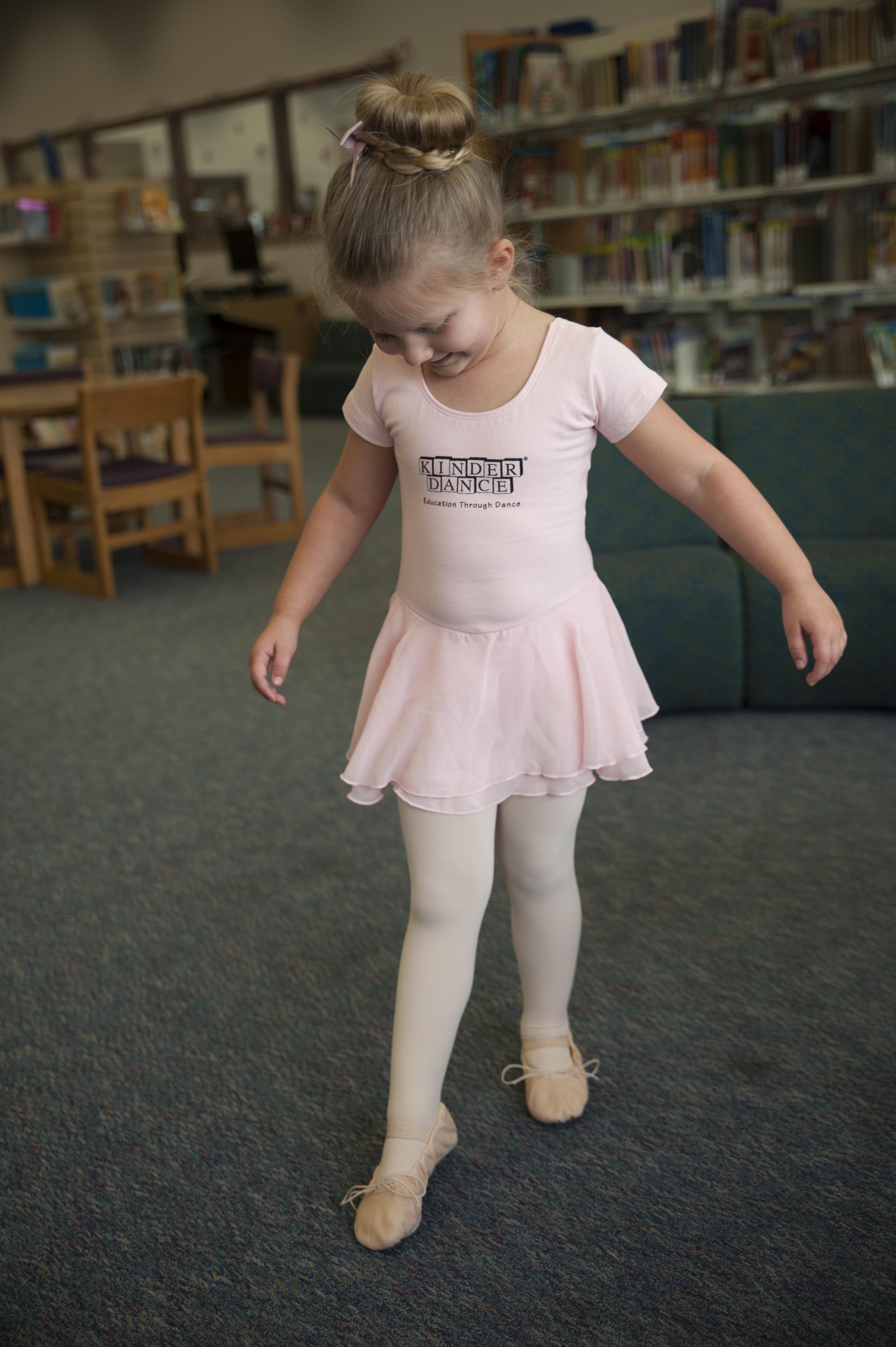 688f2b738e74 Kinderdance Kids Enjoy the Benefits of Dance